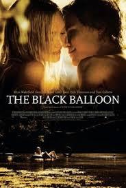 the black balloon film  the black balloon theblackballoon official poster jpg