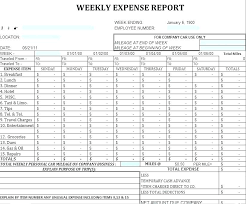 Expenses Report Sample Simple Expenses Template Simple Expense Report Template