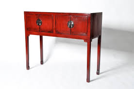 red lacquered furniture. Chinese Red Lacquered Chest With Restoration In Excellent Condition For Sale Chicago, IL Furniture N