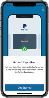 add your capital one card to your