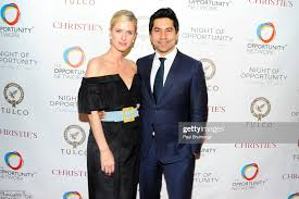 Nicky Hilton Rothschild and Varun Chandra attend The Opportunity ...