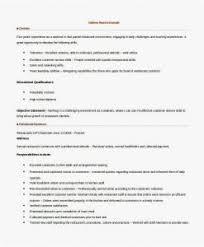30 Unique Functional Resume Sample Pdf Greatenergytoday Com