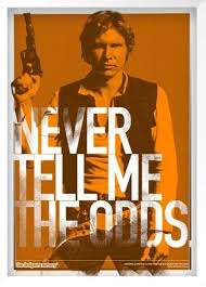 Han Solo Quotes Interesting Star Wars Print Han Solo Print Star Wars Print Star Wars Poster