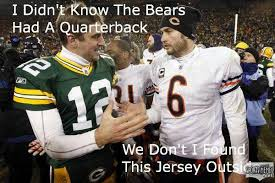 Chicago Bears Memes via Relatably.com