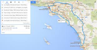 southern colleges. Southern-california-college-tour-for-foodies-map Southern Colleges S