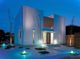 Modern Japanese Houses Modern Japanese Houses With Traditional Sculpture In Facade Of