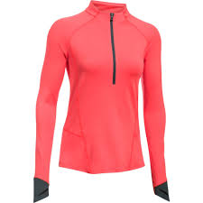 under armour jackets women s. under armour women\u0027s run true half zip top jackets women s