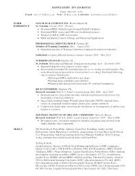 Chemist Resume Extraordinary Analytical Chemist Resume Chemistry Sample Ideas Pro Example