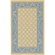 fantastic yellow and blue outdoor rug blue outdoor rugs mats dfohome