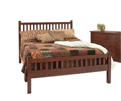 craftsman bedroom furniture. craftsman bed with slatted footboard grand mesa dresser in 14sawn bedroom furniture