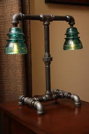 diy pipe lighting. Photo 11 Of Black Iron Pipe Lamp : DIY (superb Lighting #11) Diy E