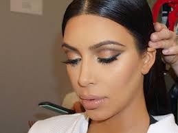 keeping up with the kardashians star kim kardashian has a pretty ah mazing make