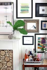 Decorating: Amazing Gallery Wall Art Ideas - Photo Wall