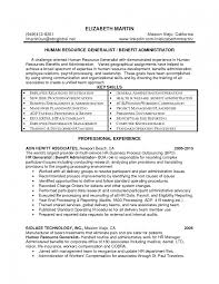 Sample Hr Generalist Resume Sample Hr Generalist Resume Free Resumes Tips Format For Experienc 33
