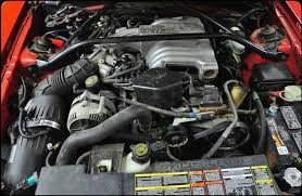 how to install a sr cold air intake for 1994 1995 mustang gt 2001 mustang gt engine wiring harness at 1995 Mustang Engine Wiring Harness