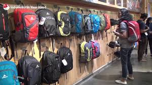 For more information on warranty and repair of products supported by eiger equipment, please click here. Fiona Eiger Store Bandung Youtube