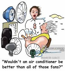 cold air conditioning. \u0027wouldn\u0027t an air conditioner be better than all of those fans?\u0027 cold conditioning