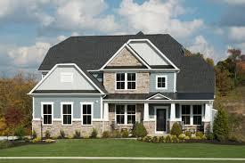 new bateman home model at venango trails singles marshall township in pa heartland homes