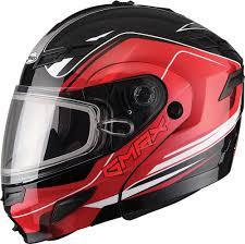 Gmax Gm54s Size Chart Gmax Gm54s Terrain Modular Snow Helmet With Dual Pane Shield