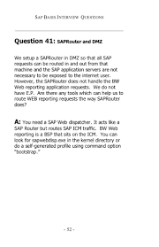 sap basis certification and interview questions answers and11237206714 51 52