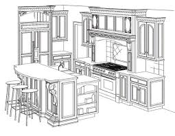 Creativity Simple Kitchen Drawing Cabinet Plans N 2203063409 Design T With Innovation