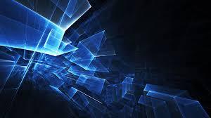 Windows 10 Wallpaper 4k Wallpaper Abstract Blue 1242400