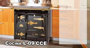 Cocina Calefactora De Leña Hergom L07 CCCocinas Calefactoras De Lea Precios