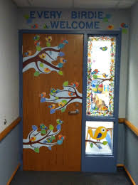 images of school office door decoration