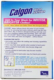 How To Buy A Water Softener Amazoncom Calgon Water Softener Powder 40 Ounce Pack Of 2