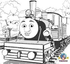 Printable Thomas The Train Coloring Pages Top Coloring Pages
