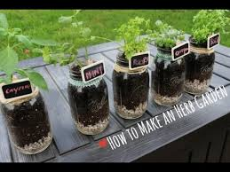 how to make an indoor herb garden. How To: Indoor Herb Garden To Make An