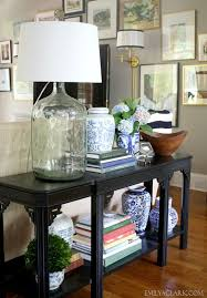 sofa table decor pottery barn. Full Size Of Sofa:stunning Sofa Table Decor Pottery Barn Keaton Console Charming G