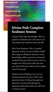 Soulmate Composite Chart Call In Your Soul Family Meet Your Soulmate And Get A