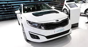 2018 kia optima turbo.  Kia 2014 Kia Optima THybrid Front Side Throughout 2018 Kia Optima Turbo