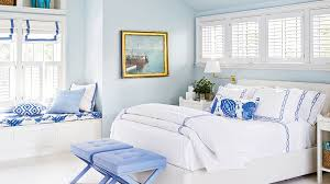 Ideas for Blue Bedrooms - Coastal Living