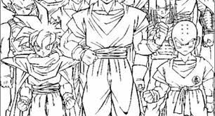 Small Picture all dragon ball z coloring pages Archives Cool Coloring Pages