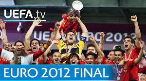 Spain v Italy: UEFA EURO 2012 final highlights - YouTube