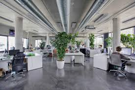 office industrial. Plants Give Industrial Offices A Cozy Feel Office E