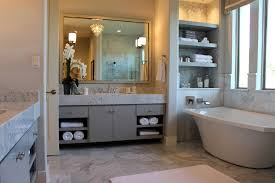 kitchen cabinets in bathroom. Bathroom: The Best Of Master Bath Vanity Using Kitchen Cabinet Bases Contemporary Cabinets In Bathroom T