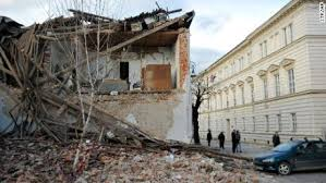 Emsc (european mediterranean seismological centre) provides real time earthquake information for seismic events with magnitude larger than 5 in. Croatia Hit By 6 4 Magnitude Earthquake Leaving At Least 7 Dead Cnn