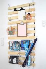 IKEA Office Wall Hanging Storage