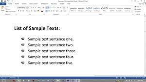 How To Use Pictures As Bullets In Word Thetech52