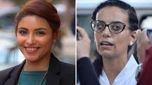 حبس ماهينور المصري وسولافة مجدي في قضية جديدة