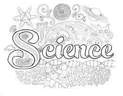 Science Coloring Pages For Kids Printable Science Lab Coloring Pages