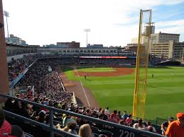 5 3 Field Toledo Ohio Seating Chart Fifth Third Field Toledo Mud Hens Stadium Journey