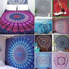 hanging beach towel. Item 2 Twin Indian Mandala Tapestry Hippie Queen Wall Hanging Bedspread Blanket Throw -Twin Beach Towel Y