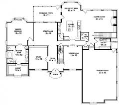 40 40 Story French Style Floor Plan With 40 Bedrooms House Amazing Floor Plans For 5 Bedroom Homes