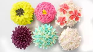 Buttercream Flower Cupcakes Recipe Tastemade