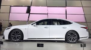 2018 lexus ls f sport. simple lexus i like the 20inch wheel design well enough it strikes me as a thicker  version of first is f wheel u201clexus in 2018 lexus ls f sport