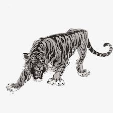 chinese tiger clipart. Interesting Chinese Chinese Zodiac Tiger Wind Chinese Clipart Tiger Style  PNG Image And For Clipart L